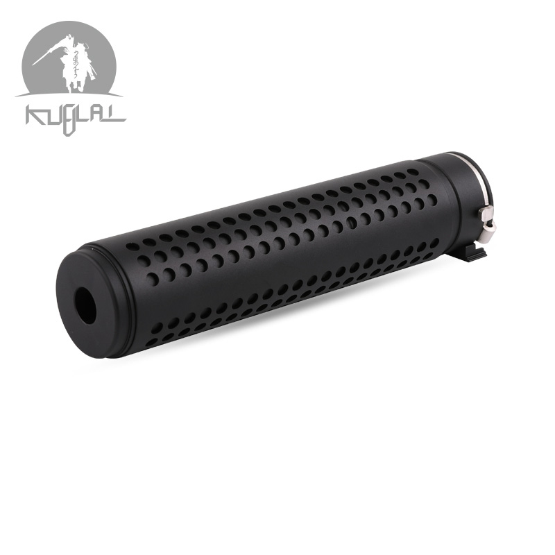 Kublai KAC 14mm CCW With QD Flash Hide For AEG Airsoft Gel Blaster