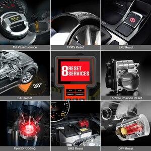 Image 3 - Thinkcar TS609 OBD2 סורק מנוע ABS SRS שידור אבחון כלי ThinkScan 609 קוד קורא סורק עם 8 איפוס פונקציה