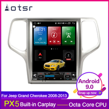AOTSR One din 4G+64GB Android 9 0 Tesla style Car GPS Navigation For Jeep Grand Cherokee 2008+ Multimedia Player Radio Carplay cheap 4*45W JPEG 1024*768 Bluetooth Built-in GPS CD Player FM Transmitter Mobile Phone MP3 Players Radio Tuner Touch Screen Built-In Speaker Microphone