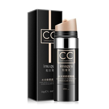 1 pc Makeup CC Stick Concealer Brightening Skin Moisturizing Waterproof Cushion Make up cc Cream Foundation 1