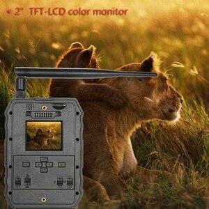 Image 5 - S880G 12MP 1080P Trail Camera 3G SIM GPRS MMS Hunting Camera 940NM Night Vision for Wildlife Digital Surveillance