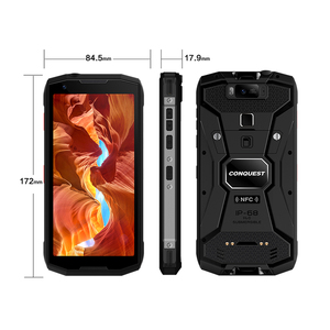 """Image 4 - DMR Walkie Talkie CONQUEST S12 Pro Outdoor Rugged Smartphone  IP68 Waterproof 6.0"""" FHD NFC  Outdoor Smartphone Cell Phone"""