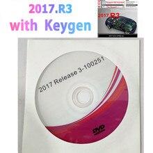 2021ใหม่มาถึง2017 R3พร้อม KEYGEN Activator Vd Ds150e 2016.R0 2017R3 2015 Cd Dvd สนับสนุน2017รุ่นรถบรรทุกสำหรับ Delphis