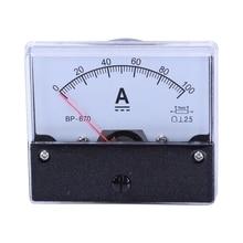 GTBL DC 100A Pannello Analogico Ampere di Corrente Contatore Meter Amperometro DH-670