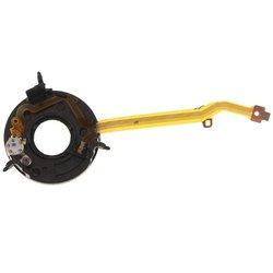 Flexible Cable Lens Aperture Shutter Unit For Canon S110 S100 S200 Camera Replacement Part Easy Installation w Części obiektywu od Elektronika użytkowa na