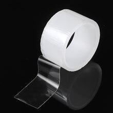 1 рулон прозрачная лента для защиты бампера от царапин 3 метра