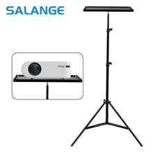 Universal Projector Tripod Stand 110cm 160cm Bracket Projector Accessories Stand Mount Laptop Camera Projection Tripod