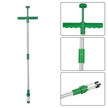 Manual Weeder Portable Stand Up  Weed Puller Weed Remover Without Foot Pedal