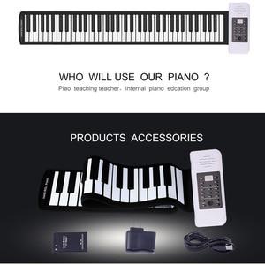Hand Roll Piano 88 Key Portabl