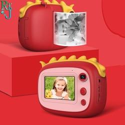 Printable Thermal Digital kids Camera educational toys gifts video camera Polaroid 3-inch IPS Digital Children Camera