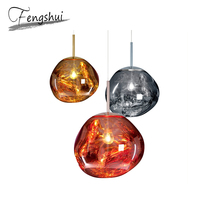modern led gold pendant light fixtures with remote control kitchen living room loft hanging ring lamp decor home lighting 220v Modern LED Glass Pendant Lights Lighting for Living Room Loft LED Pendant Lamp Indoor Decor Hanging Lamps Kitchen Light Fixtures