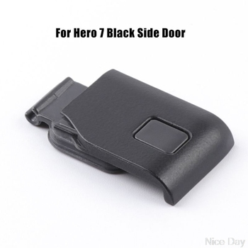 UV Filter Lens Side Door Cover Protector for Go-Pro HERO5/6/7 Black/7 White Ju02 20 Dropship - discount item  22% OFF Camera & Photo