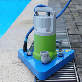 Commercial IP68 Automatic Swimming Pool Bottom Cleaner Cleaning Equipment Vacuum Cleaner Outdoor Swimming Pool Clean Machine  - buy with discount