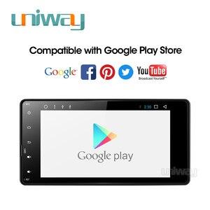 Image 3 - Uniway PX30 DSP 2G + 32G Android 9.0 เครื่องเล่นดีวีดีรถยนต์สำหรับ Mitsubishi Outlander Lancer 2010 2012 2013 2014 2015 วิทยุนำทาง GPS