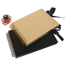 80 Pages Photo Albums Scrapbook Paper DIY Craft Album Scrapbooking Picture Album for Wedding Anniversary Gifts Memory Books