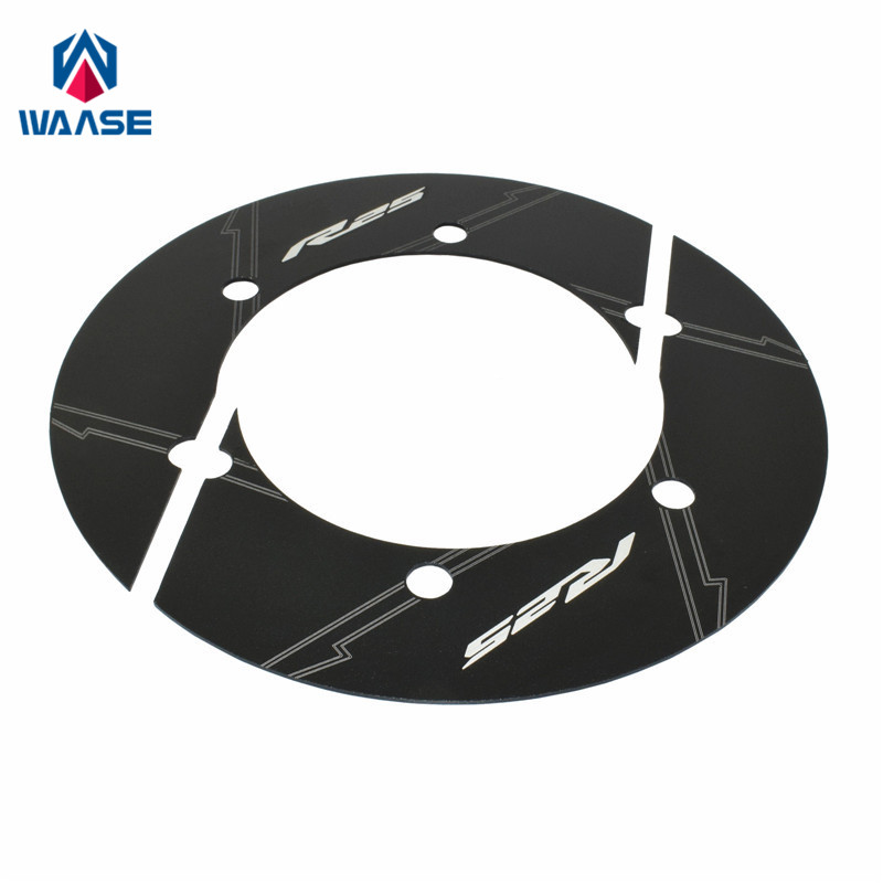 waase For <font><b>Yamaha</b></font> YZF <font><b>R25</b></font> 2015 2016 2017 2018 <font><b>2019</b></font> Rear Wheel Chain Gear Decorative Cover image