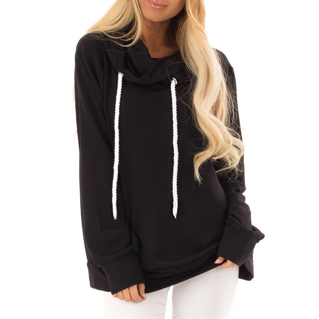 2020 Women hoodies Pullover New Fashion Women Slogan Tops Cotton Long Sleeve Sweatshirt moletom feminino inverno sudaderas