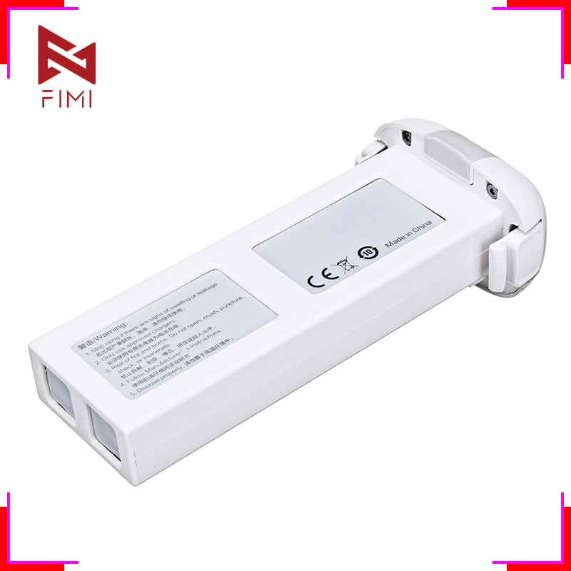 <font><b>FIMI</b></font> <font><b>A3</b></font> Camera Drones Accessries <font><b>Battery</b></font> Original <font><b>A3</b></font> RC Quadcopter Spare Parts Rechargeable Li-ion <font><b>Battery</b></font> 11.1V 2000mAh image