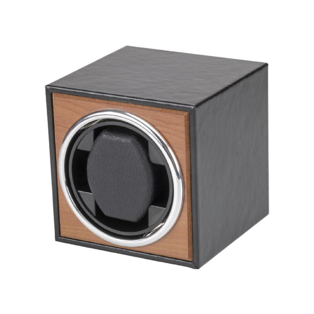 118*110*120MM Size New Watch Winder For Automatic Collector Version Storage Watches Watches Box Watch Wooden New 4+6 Access K6D5