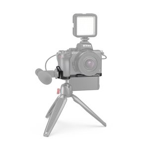 Image 5 - SmallRig Z50 Bracket Plate For Nikon Z50 L Shaped Side Plate+Baseplate Mounting Plate With Cold Shoe Mount   2525