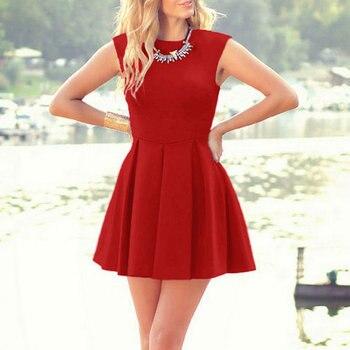 Summer Women Party Dress 1