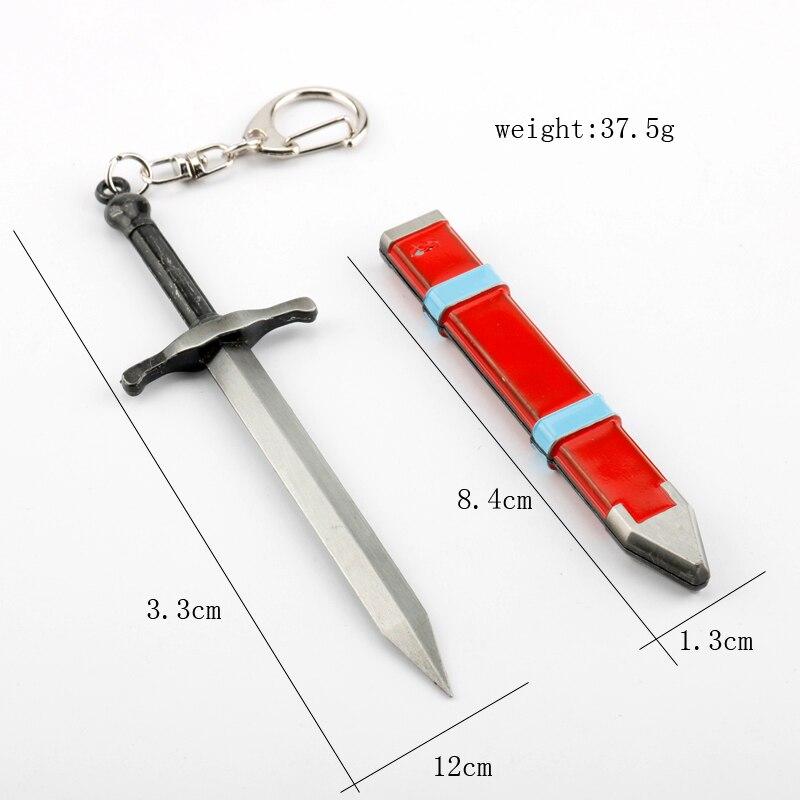 Torankusu Sword KeychainSize