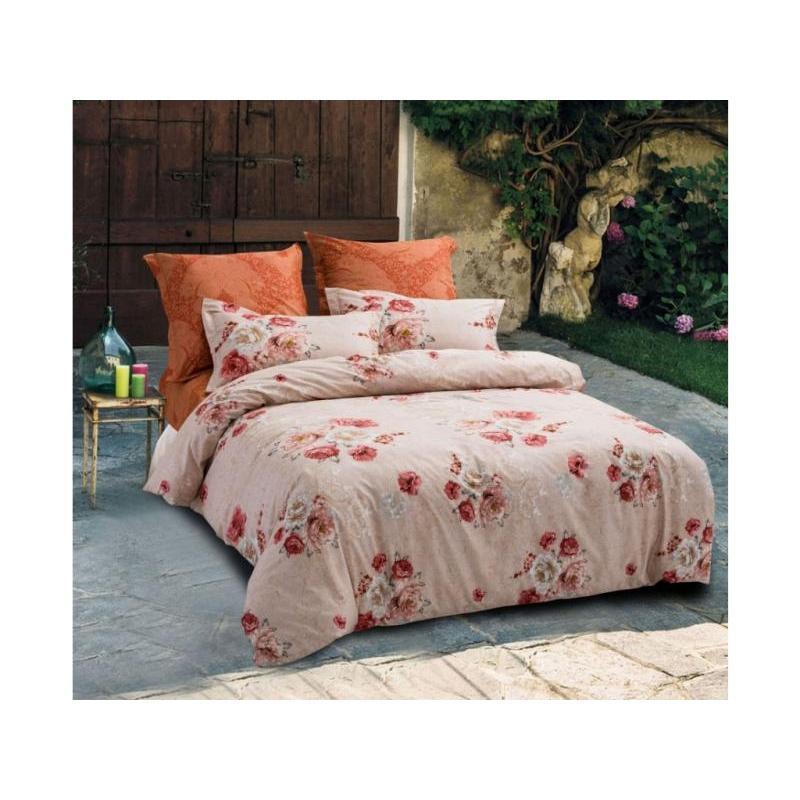 цена на Bedding Set полутораспальный СайлиД, B, pink, flower