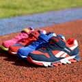 ילדי ילדים בייבי בני בנות סניקרס נעלי ספורט לנשימה פנאי נעלי ילדים של חליפה באיכות גבוהה