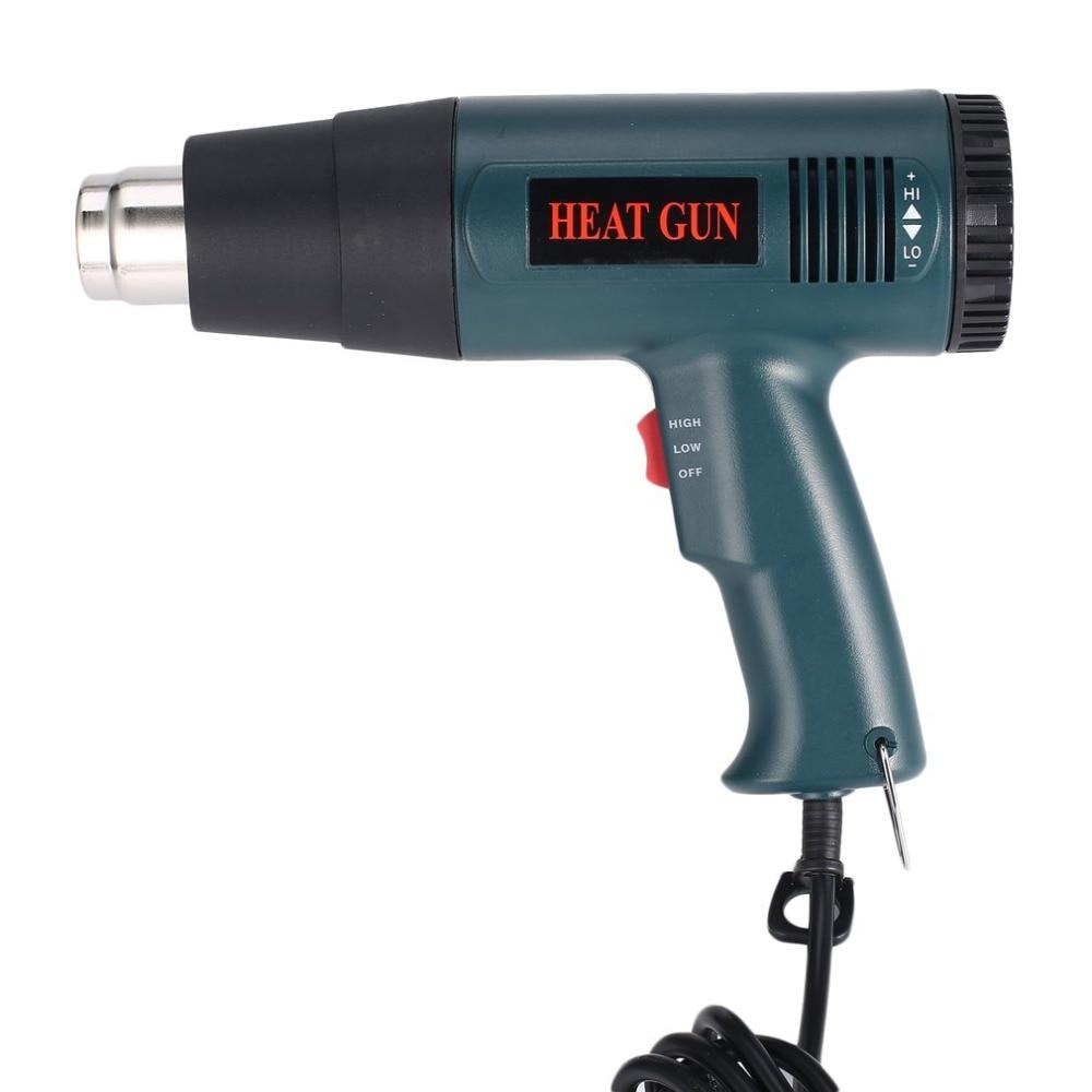 Heat Gun Electric DIY Using Power Tool Hot Air Temperature Soldering Heat Gun