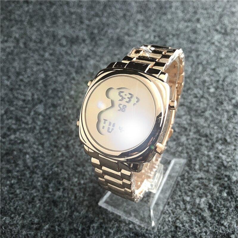 Women Watches Top Brand Luxury Stainless Steel Mesh Quartz Wristwatches Fashion Clock Ladies Watch Montre Femme Touses