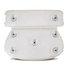 Bathtub-Pillow Shower Spa Home-Suction-Cup Bathroom Soft PVC Round Thickened Super-Grip