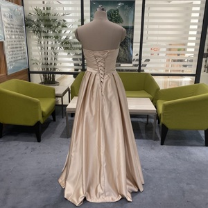 Image 4 - A line Bridesmaid Dresses Long African Women 2020 Sleeveless Long Maid Of Honor Dress Sexy High Split Dress For Wedding Party