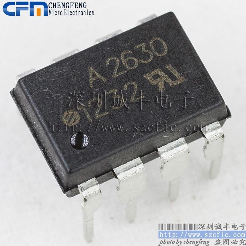 HCPL-2630 HCPL2630 A2630 AVAGO DIP