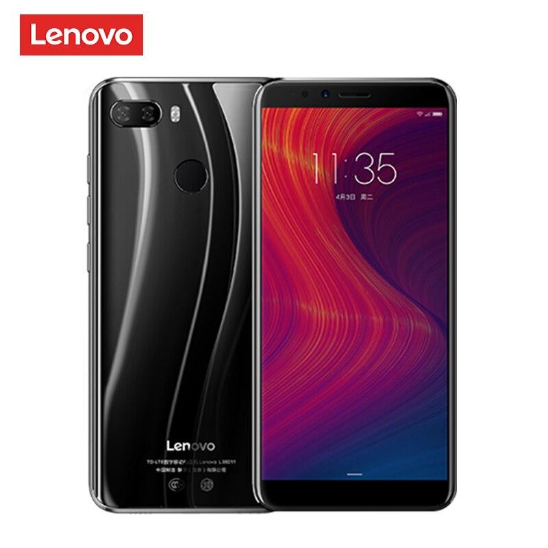 "Global Version Lenovo K5 Play 3GB 32GB Snapdragon 430 Octa Core Smartphone 1.4G 5.7"" 18:9 Fingerprint Android 8 13.0MP Camera"