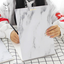 A3 A4 Sketchbook Diary for Drawing Painting Graffiti Marble Cover Sketch Book Memo Pad Notebook Office School Supplies Gift bianyo professional sketchbook notebook a3 a4 note books 11 colors office paper tracing paper pad diary drawing art sketch book
