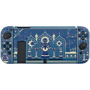 Image 2 - For Nintend Switch Protective Shell Silicone Game Console Split Soft Case Cover Ns Tarot Chess Theme Handle Set Accessories