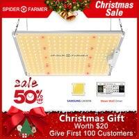 1000W Led Grow Light Lamp For Plants Full Spectrum Flowers Seedling Spider Farmer Samsung LM301B Meanwell driver Growing lights