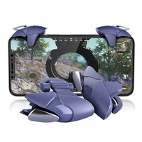 Controller di gioco ABS accessori per giochi per telefoni cellulari per PUBG Gamepad Joystick Trigger obiettivo pulsante di tiro per iPhone Android