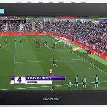 9'' inch television DVBT2 ATSC car digital TV supports H.265 radio U disk mini Tv