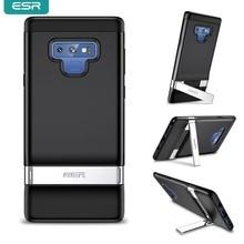 Coque de téléphone ESR pour Samsung Galaxy Note 9 avec béquille en métal antichoc housse de protection pour Samsung Note 9 Capas Coque Funda