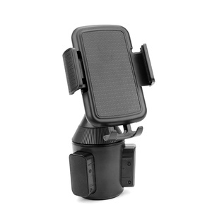 Image 3 - kebidumei 360 Degree Rotatable Car Mount Adjustable Cup Holder Car Mount for Smartphone Mobile Phone Accessories