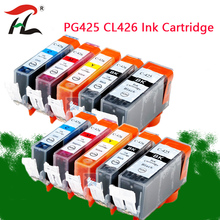 PGI 425 CLI 426 PGI425 CLI426 uyumlu yazıcı mürekkep kartuşları Canon PIXMA IP4840 IP4940 IX6540 MG5140 MG5340 MG6140