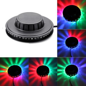 Light-Bar Laser-Projector-Lighting Party-Lamp Sunflower DJ Disco Sound RGB Ac Leds 48