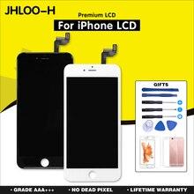 Aaa + + + para iphone 6 s 7 8 plus lcd com 3d força touch screen digitador assembléia para iphone x xs xr 5S 4S display nenhum pixel morto
