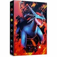 Album de collection de cartes pokémon TAKARATOMY, 240 pièces, cartes de jeu d'anime EX GX, classeur, liste des plus chargées, jouet pour enfant