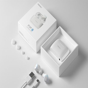 Image 5 - Meizu POP2 TW50S True Wireless Earbuds Bluetooth 5.0 Touch Control IPX5 Waterproof Sports Meizu POP наушники
