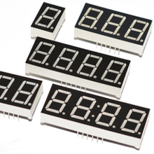 Led-Display Digit-Tube Led 7segment Common-Cathode/Anode Red 3-Bit/4-Bit