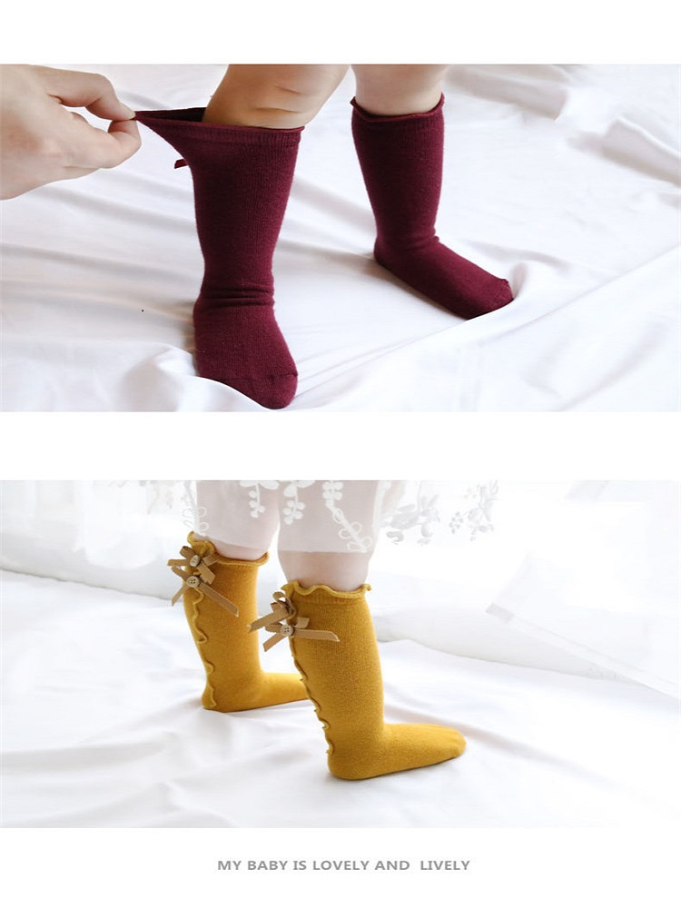 Mytoptrendz/® Girls Pink Ballet Dance Socks 9-12 size