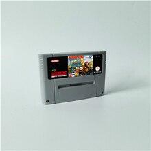 동키 국가 1 2 Diddys Kong Quest 3 Dixie Kongs Double Trouble! 경쟁 RPG 게임 카드 EUR 버전 배터리 저장