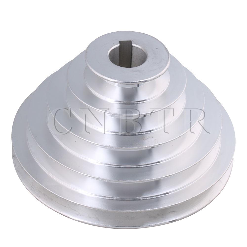 CNBTR 5 Passo UM Tipo V-Pagode Cinto Polia de Diâmetro Outter 54-150mm (Diâmetro Do Furo 14mm, 16mm, 18mm, 19mm, 20mm, 22mm, 24mm, 25mm, 28mm)